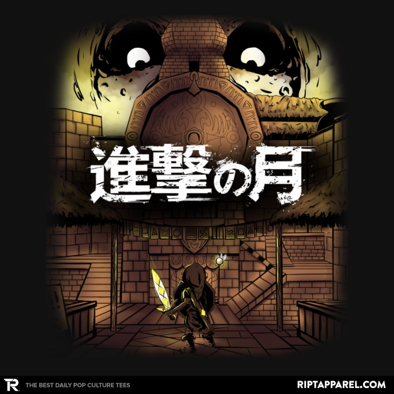Attack on Moon - Collection Image - RIPT Apparel