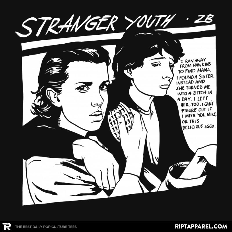 Stranger Youth - Collection Image - RIPT Apparel