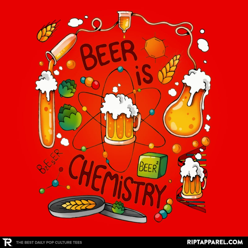 Beer is Chemistry - Collection Image - RIPT Apparel