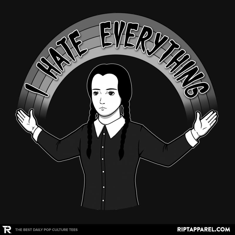 As long as we Hate Everything - Collection Image - RIPT Apparel