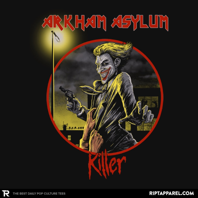 Arkham Asylum Exclusive - Best Seller - Collection Image - RIPT Apparel