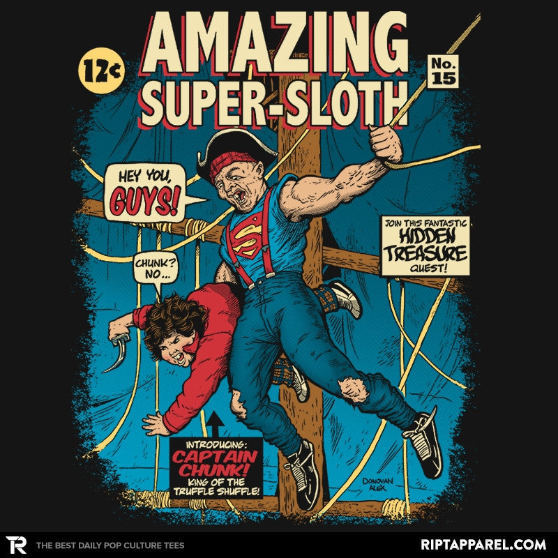 Super-Sloth - Collection Image - RIPT Apparel