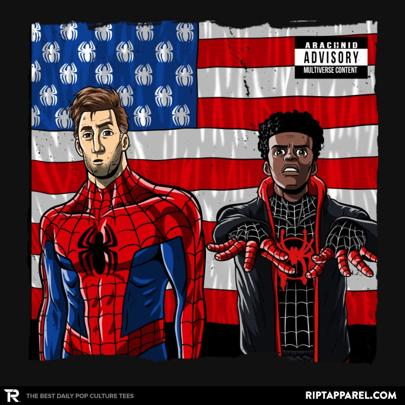 Spider-Verse - RIPT Apparel