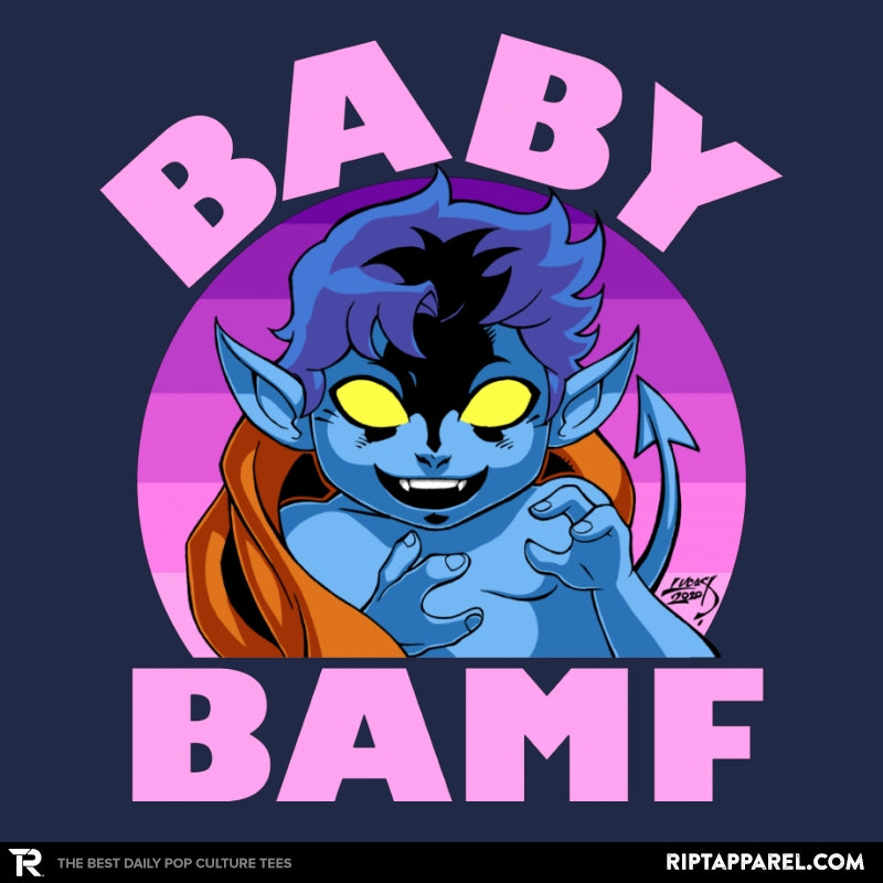 Baby Bamf - Collection Image - RIPT Apparel