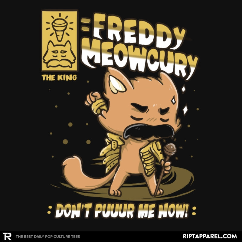 Freddy Meowcury - RIPT Apparel