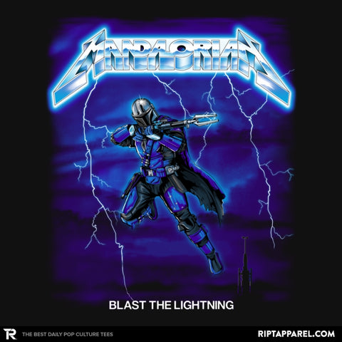 Blast The Lightning - Anytime