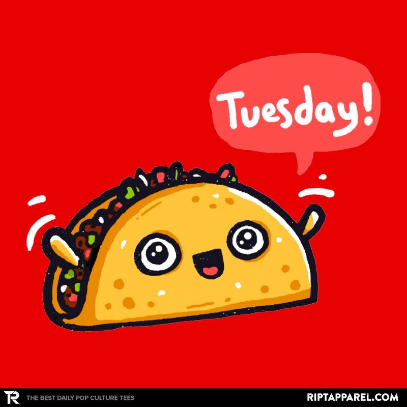 Tuesdays Are For Tacos - Collection Image - RIPT Apparel
