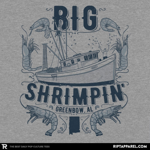 Big Shrimpin' Exclusive
