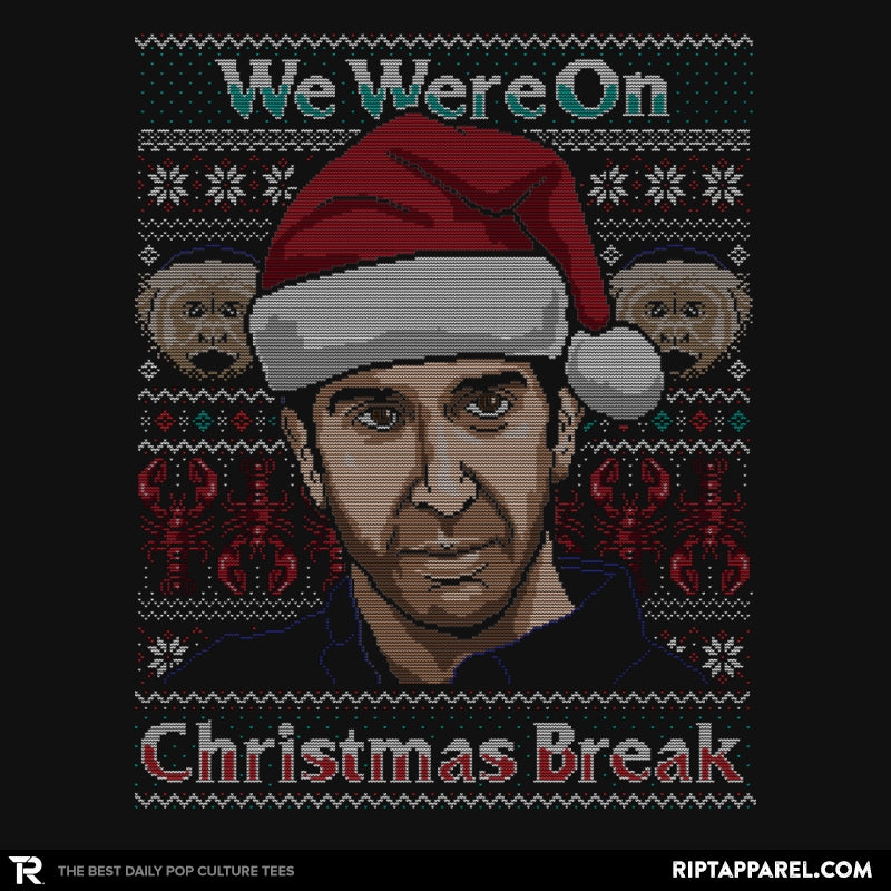 Christmas Break Up - Collection Image - RIPT Apparel