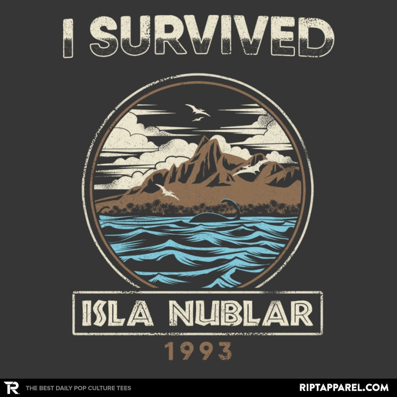 Isla Nublar, 1993 - Collection Image - RIPT Apparel