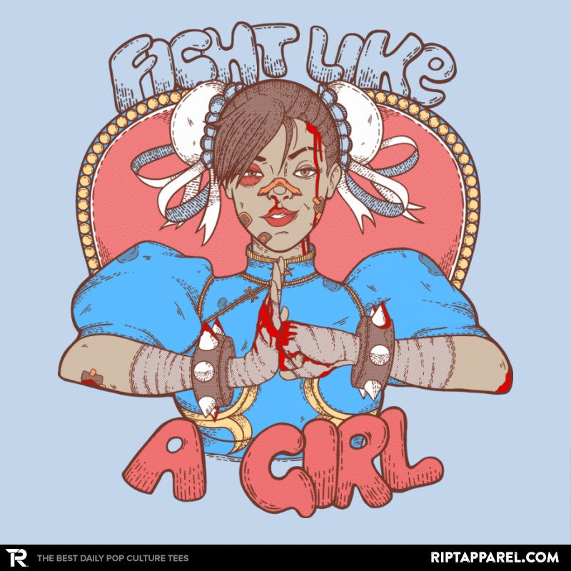 Fight Like A Girl Exclusive - Collection Image - RIPT Apparel