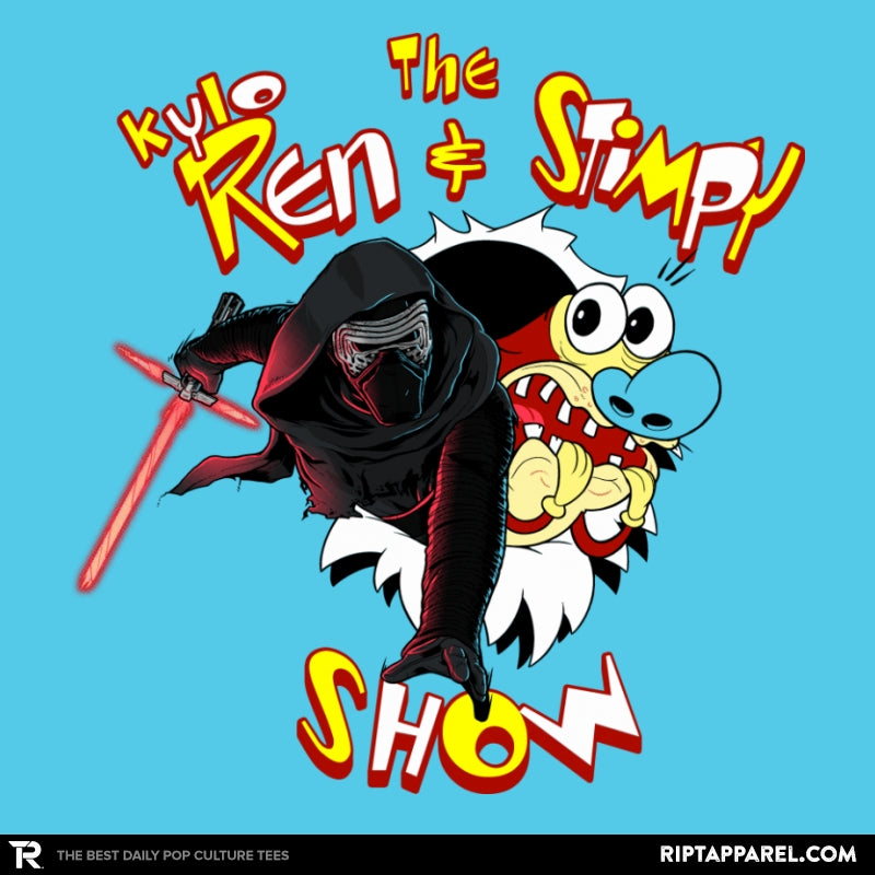 K. Ren and Stimpy Reprint - Collection Image - RIPT Apparel