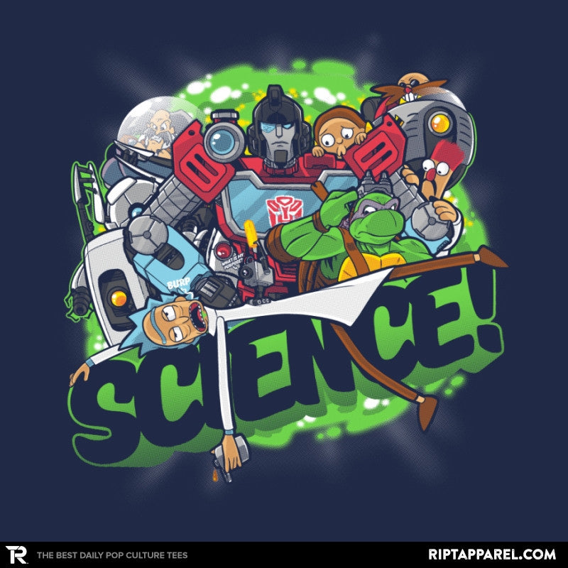 SCIENCE! Reprint - Collection Image - RIPT Apparel