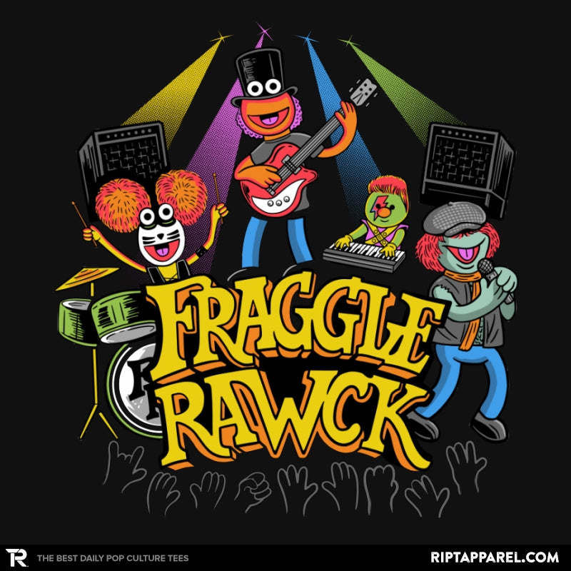 Fraggle Rawk - RIPT Apparel