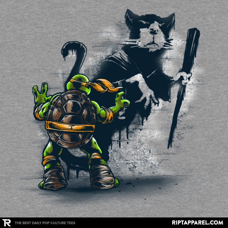 Teenage Mutant Street Art - Collection Image - RIPT Apparel