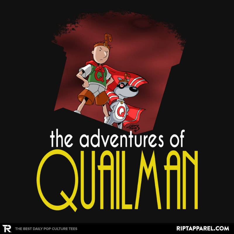 Adventures of Quailman - Collection Image - RIPT Apparel
