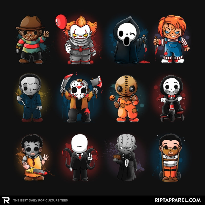 Horror Guys - Collection Image - RIPT Apparel
