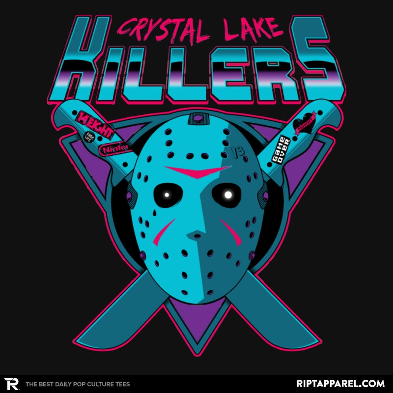 NES Crystal Lake Killers - Collection Image - RIPT Apparel