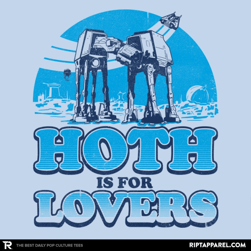 Hoth is for Lovers Exclusive - Collection Image - RIPT Apparel