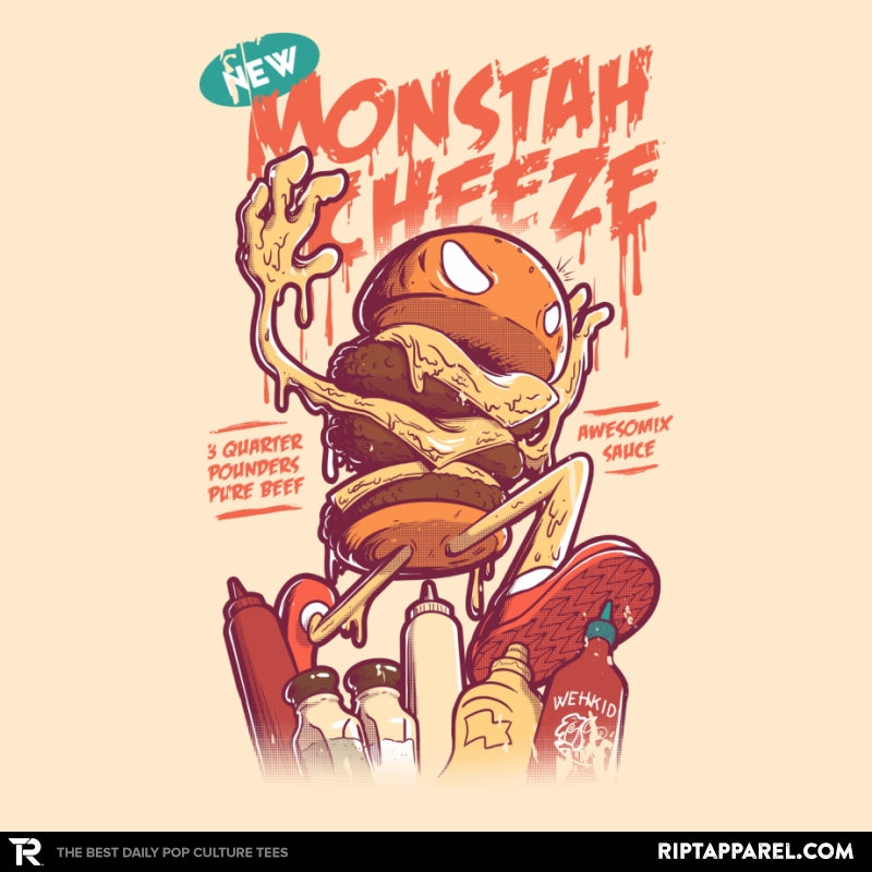 Monstah Cheeze - Collection Image - RIPT Apparel