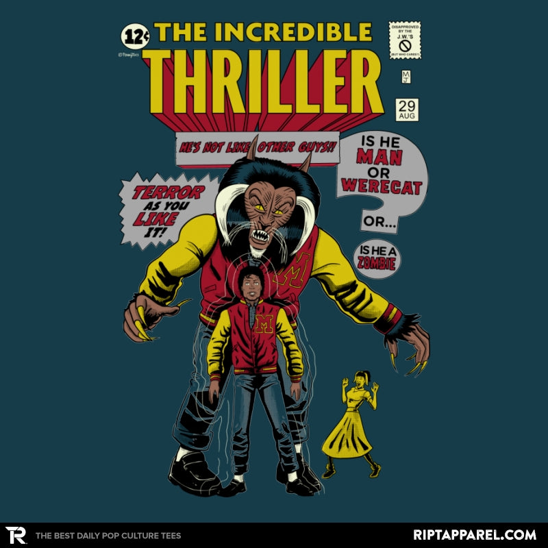 The Incredible Thriller - Collection Image - RIPT Apparel