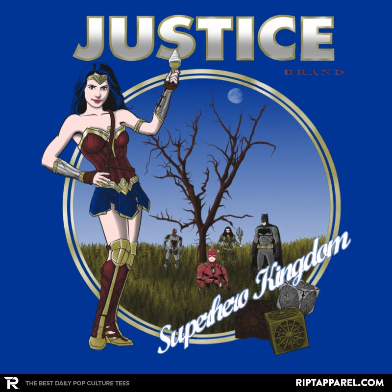 Superhero Kingdom - Collection Image - RIPT Apparel