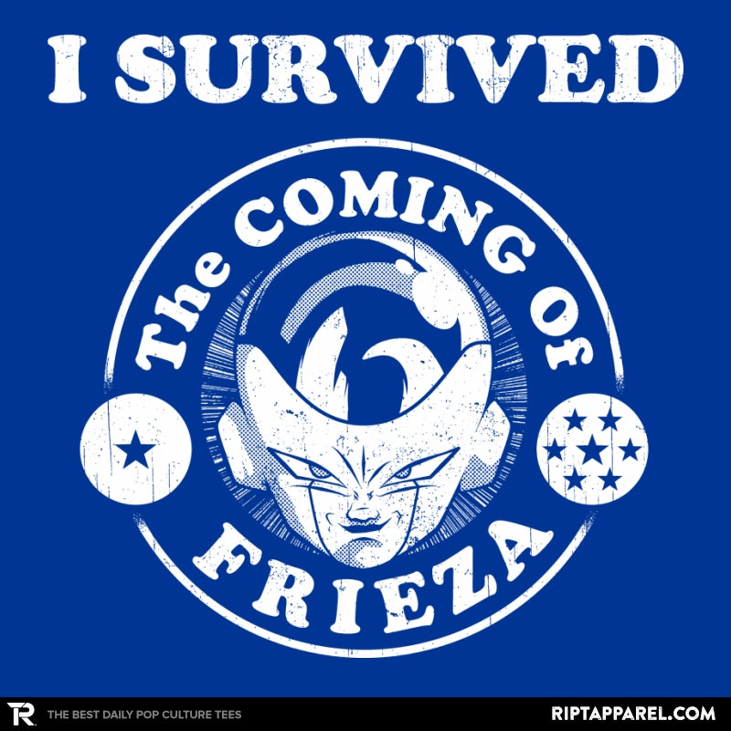 Frieza Survivor - Collection Image - RIPT Apparel