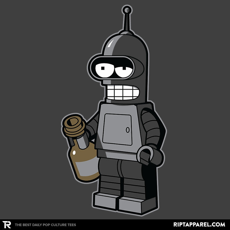 Mini Bendingbot Exclusive - Brick Tees - Collection Image - RIPT Apparel