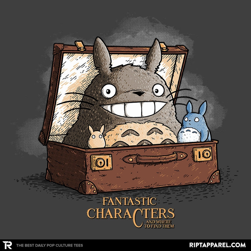 Fantastic Characters - Collection Image - RIPT Apparel