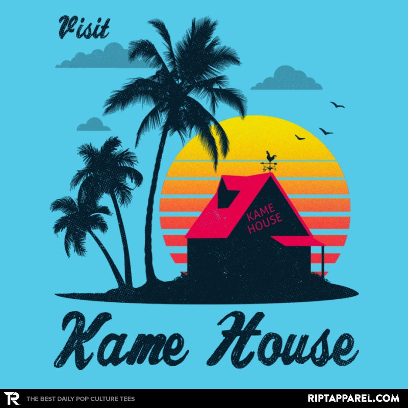 Visit Kame-House - Collection Image - RIPT Apparel