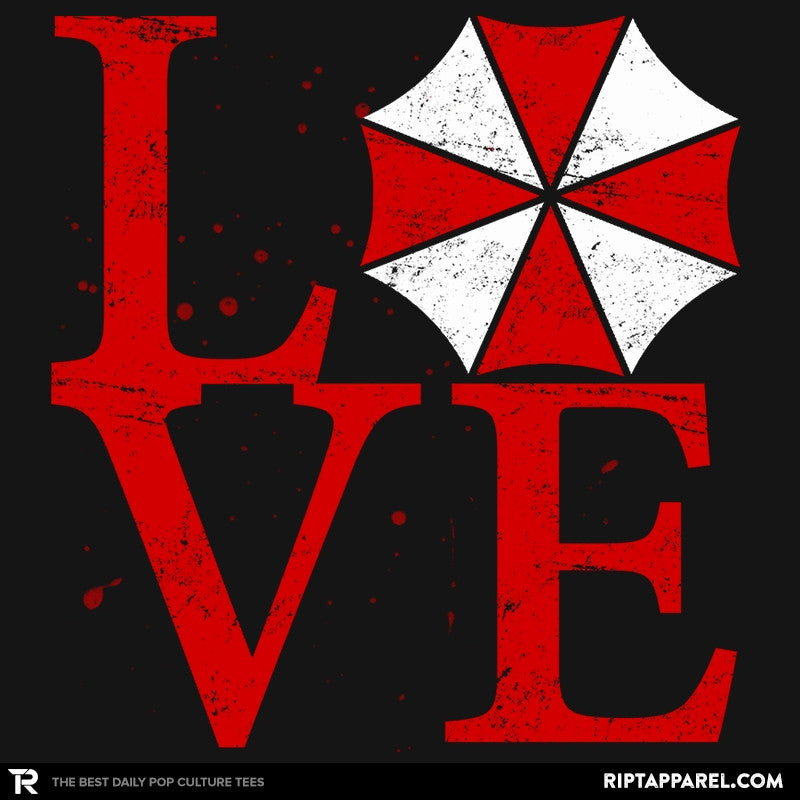 Umbrella Love Exclusive - Dead Pixels - Collection Image - RIPT Apparel