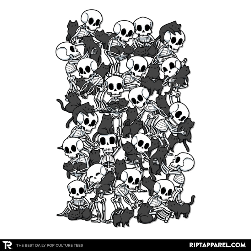 Cat Skull Party - Collection Image - RIPT Apparel