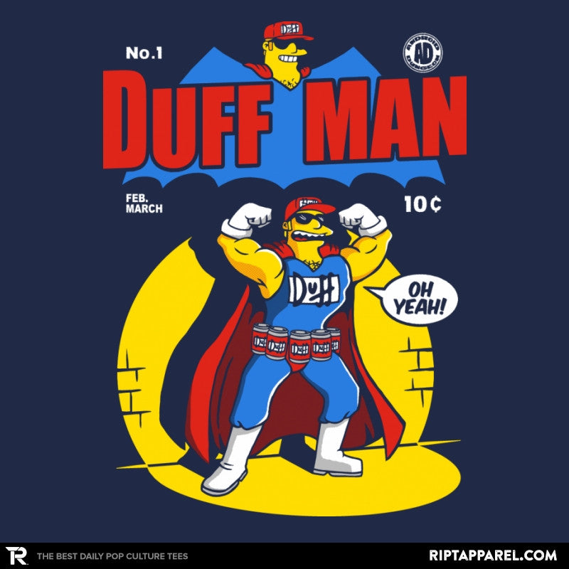 Duffman - Collection Image - RIPT Apparel