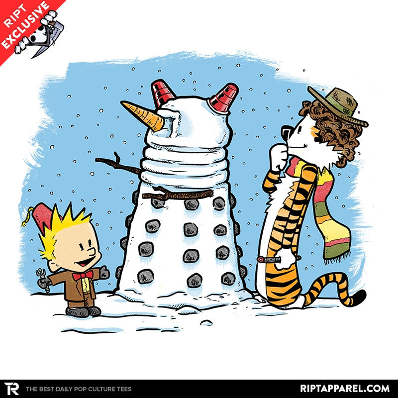 The Snow Dalek Exclusive - Collection Image - RIPT Apparel