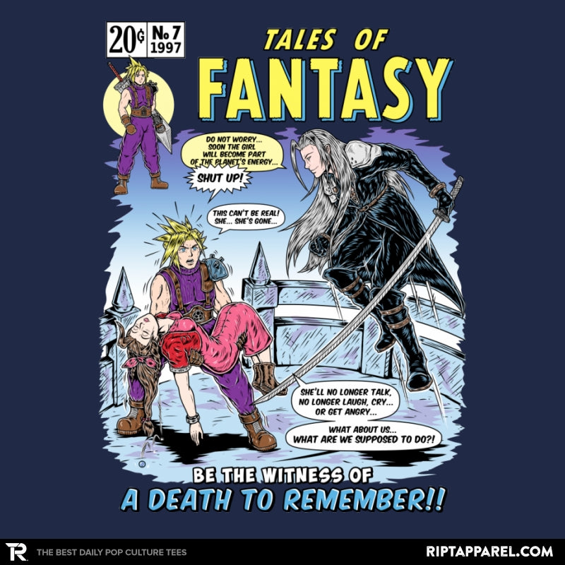 Tales of Fantasy 7 - Collection Image - RIPT Apparel