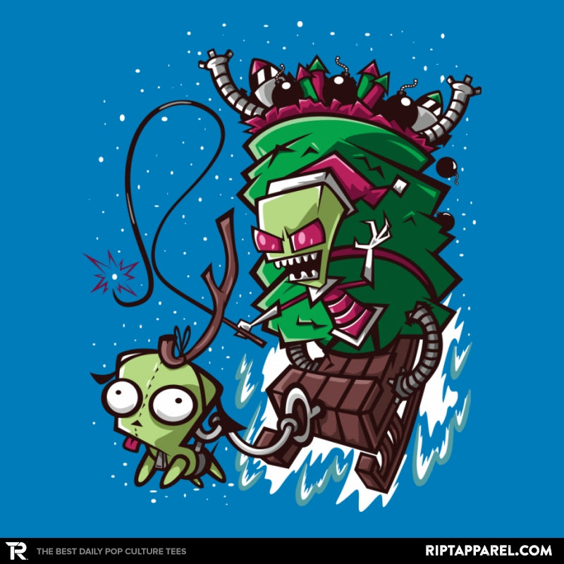 Zim Stole Christmas - Collection Image - RIPT Apparel