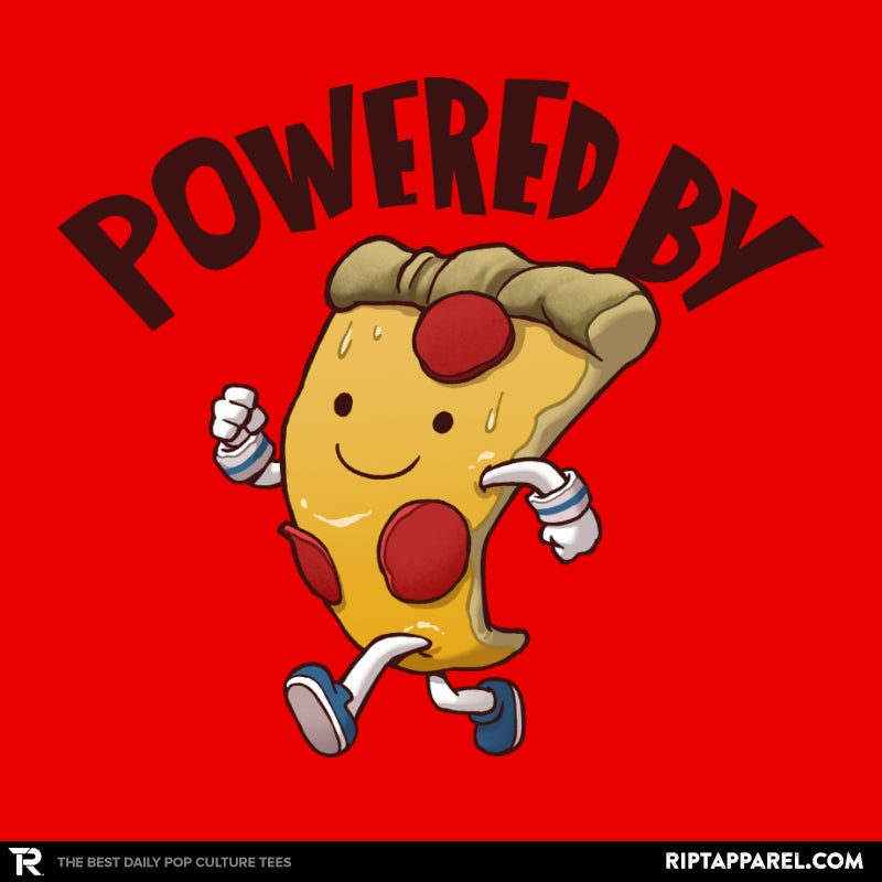 Powered By Pizza - Collection Image - RIPT Apparel