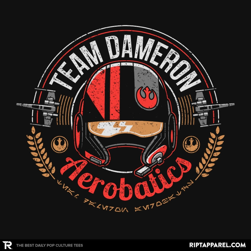 Team Dameron Aerobatics - Collection Image - RIPT Apparel