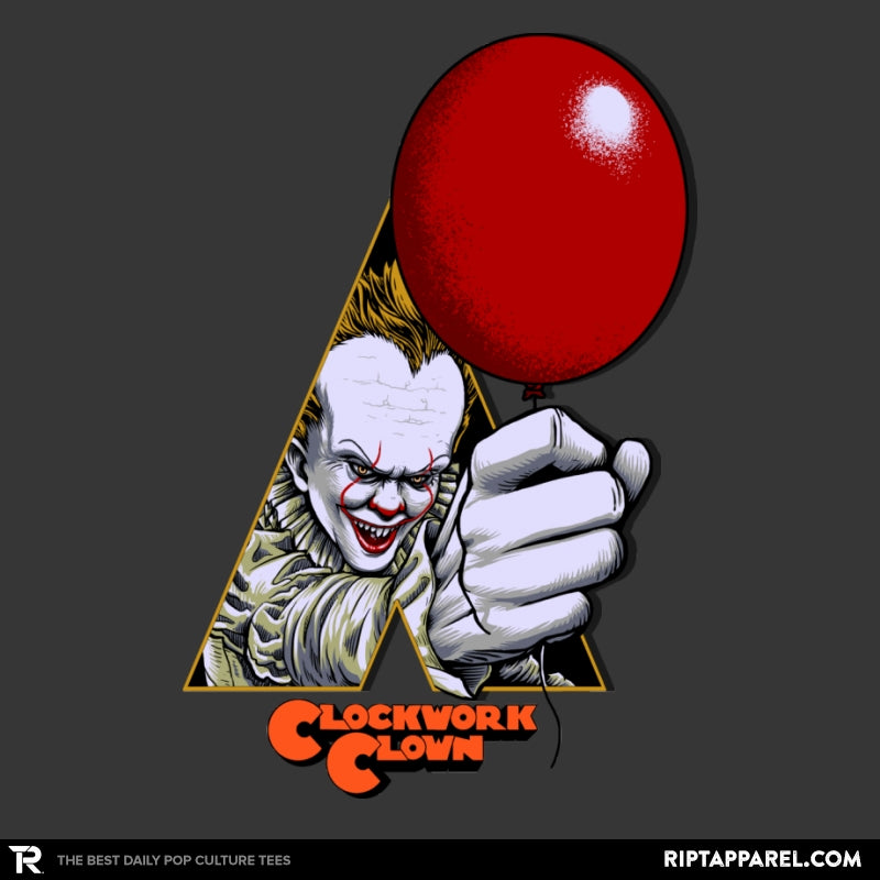 A Clockwork Clown - Collection Image - RIPT Apparel