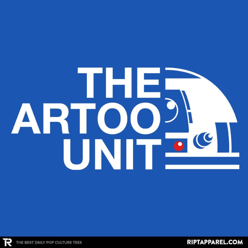 The Artoo Unit Exclusive - Collection Image - RIPT Apparel