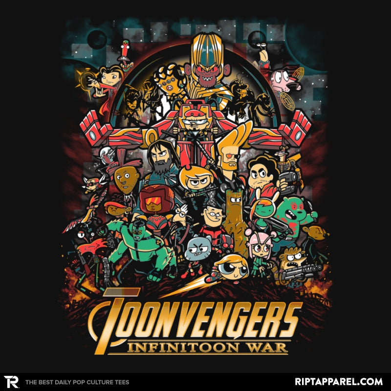 Infinitoon War - Collection Image - RIPT Apparel
