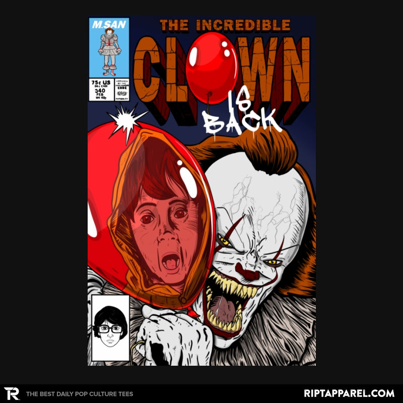 The Incredible Clown - Collection Image - RIPT Apparel