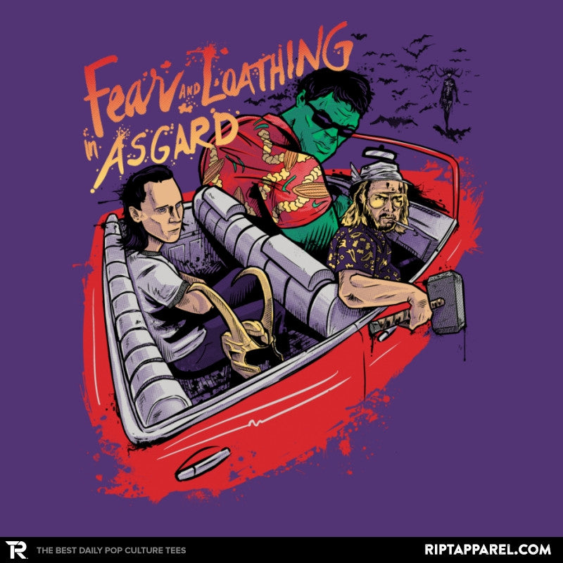 Fear and Loathing in Asgard Exclusive - Collection Image - RIPT Apparel