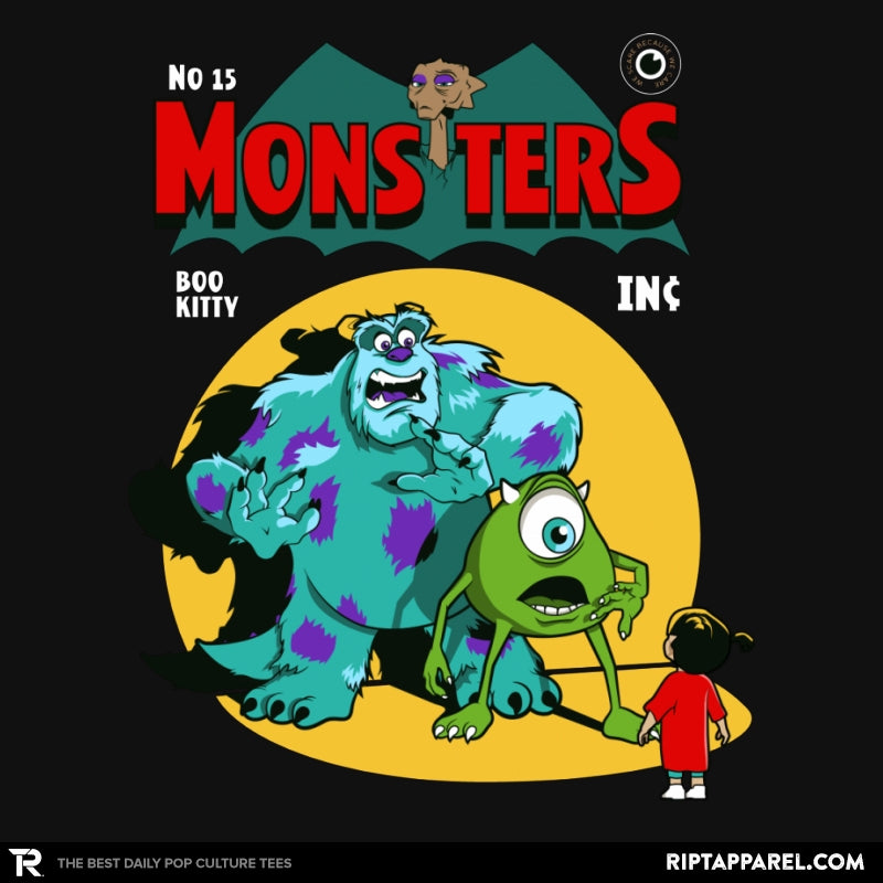 Monsters Comic - Collection Image - RIPT Apparel