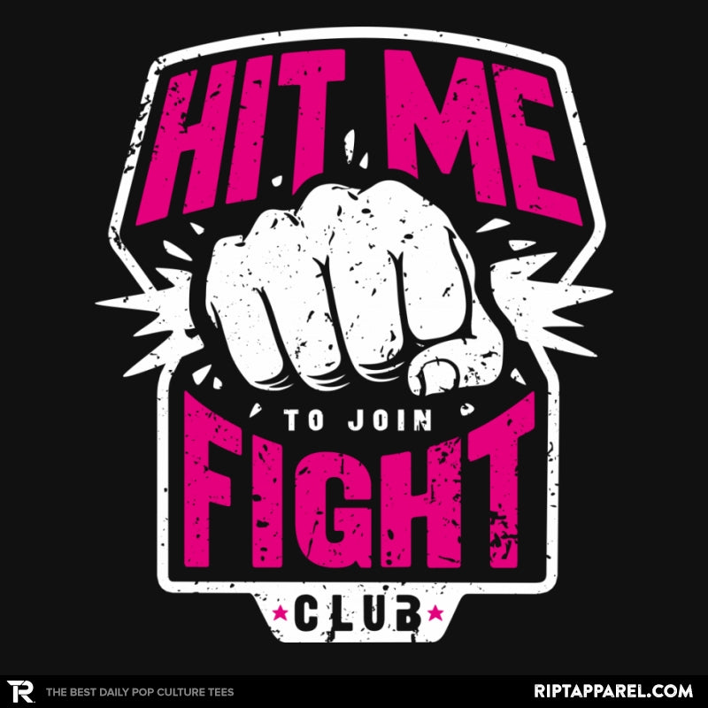 Fight Club Entrance - Collection Image - RIPT Apparel