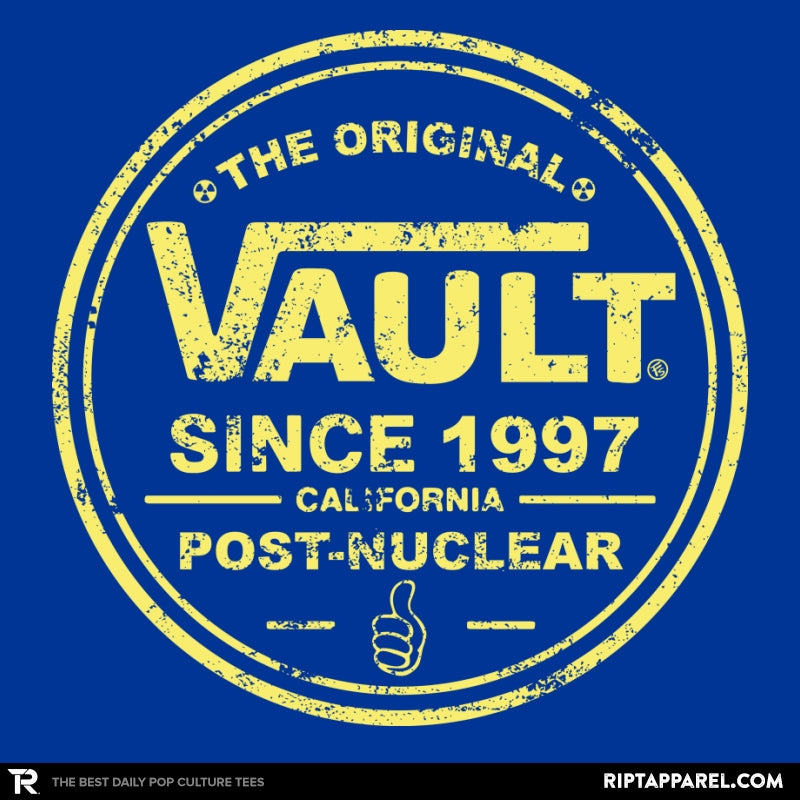The Original Vault - RIPT Apparel