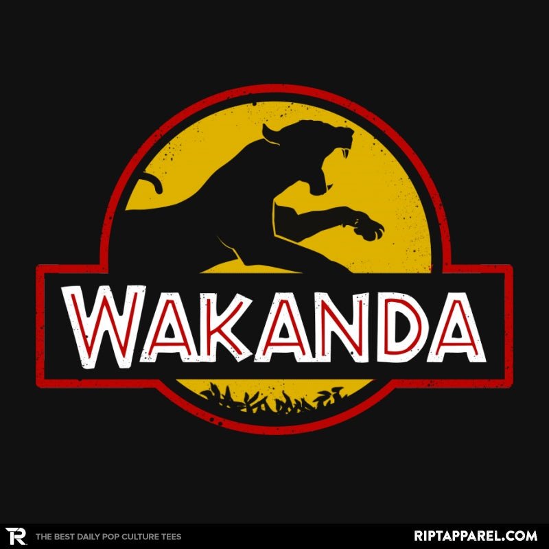 Wakanda Park - Collection Image - RIPT Apparel