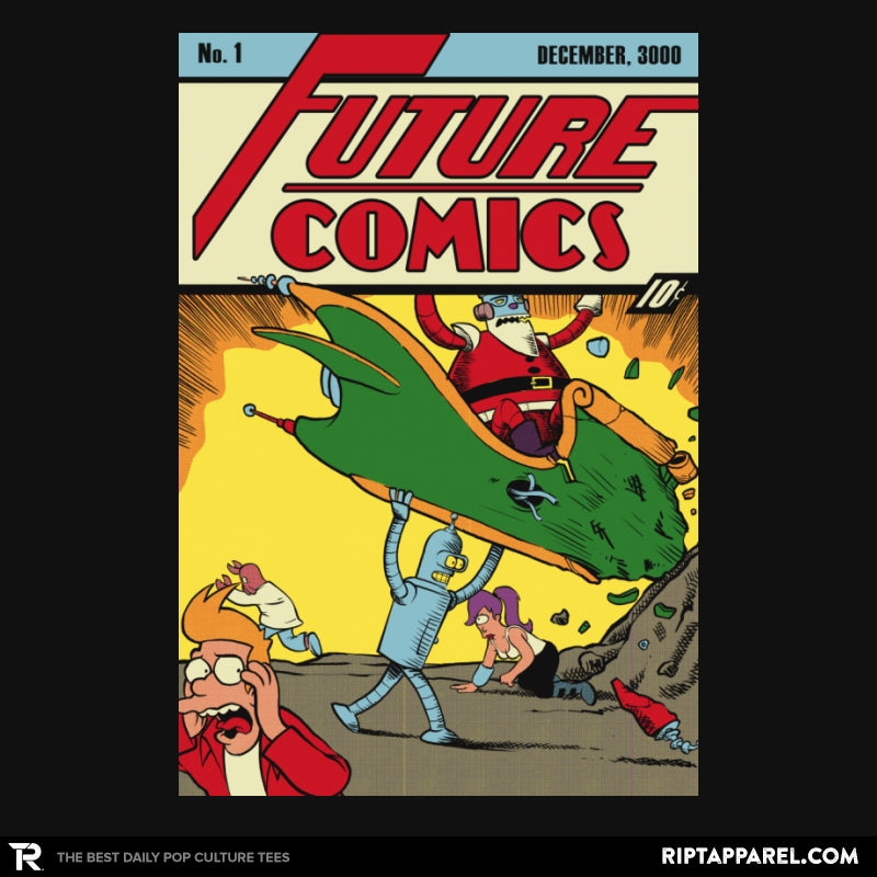 Future Comics 1 - Collection Image - RIPT Apparel