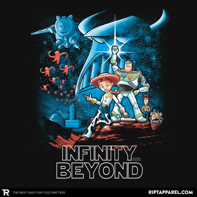 To Infinity and Beyond - Collection Image - RIPT Apparel