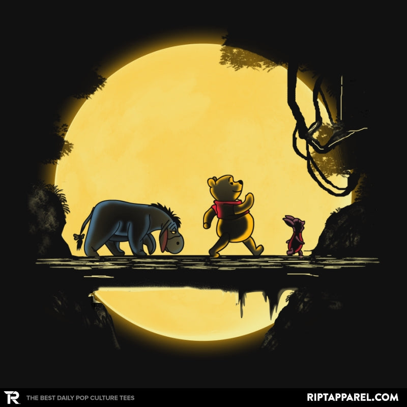 Lion Pooh - Collection Image - RIPT Apparel